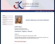Bild Judith Katzer Übersetzungen