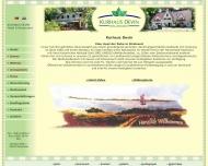 Website Hotel & Restaurant Kurhaus Devin Stralsund