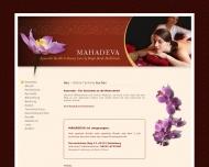 Bild MAHADEVA Ayurvedic Health and Beauty Care - HighTech Natural Cosmetics Team Dr Joseph Südtirol