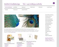 Website Kolibri Werbeagentur