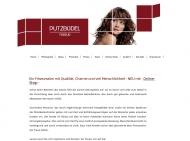 Website Putzbüdel - Friseur