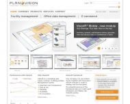 Bild Webseite Plan-Vision München