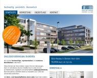 Bild Webseite Grundstücksgesellschaft Buschhöhe Bremen