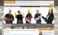 Bild Webseite MULEB Berlin