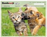 Bild Webseite Hundemaxx Nürnberg