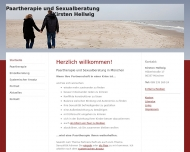 Website Paartherapie und Sexualberatung