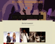 Website 8 CARAT | Entertainment & Consulting