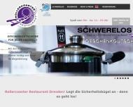 Bild Webseite Rollercoaster Restaurant Dresden Dresden