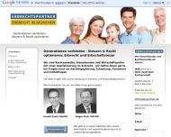 Website Erbrecht München eSteuerPartner Zankl Kock Partnerschaft