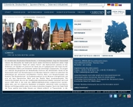Website VON POLL IMMOBILIEN Lübeck