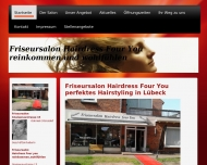 Bild Friseursalon Hairdress Four You