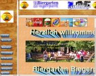 Bild Biergarten Biegerpark