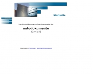 Website Autodokumente