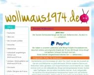 Website Isas Geschenkelädchen / Wollmaus1974
