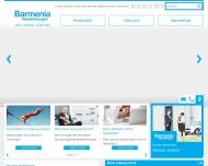 Website Barmenia Versicherungen - Reimar Kunkel