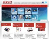 Website asignum!