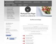 Bild Partyservice Pape