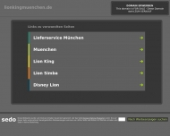 Bild Webseite Lion King München