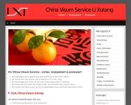 Bild Li Xutang China Visum Service