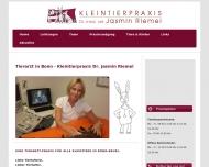 Bild Kleintierpraxis Dr. Jasmin Riemel