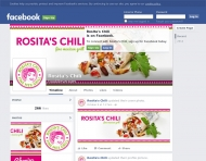 Website Rosita's Chili M HBF