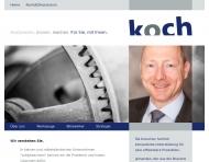 Bild Unternehmensberatung Koch GmbH