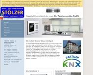 Bild Webseite Zeband Ina Dresden