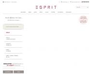 Bild Webseite Esprit Magdeburg