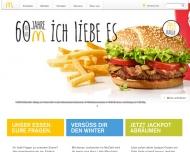 Website McDonald's
