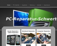 Website PC Reparatur Schwerte