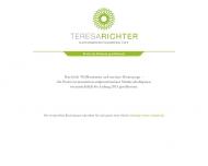 Bild Webseite Teresa Richter Heilpraktikerin Hamburg