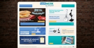Bild Webseite Backwerk Essen