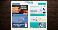 Bild Webseite Backwerk Dortmund