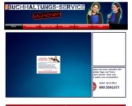 Website LBB Treuhand- und Steuerberatungsgesellschaft