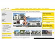 Bild Webseite Hermann Immobilien Wiesbaden