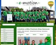 Bild e-motion e-Bike Premium-Shop Hannover