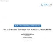Bild Webseite Blackout Germany Reutlingen