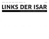Bild Webseite Links der Isar München