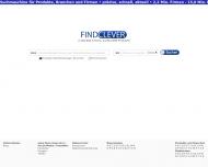 Bild Webseite FIND-CLEVER Darmstadt