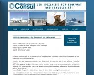 Bild Consul Weltreisen GmbH