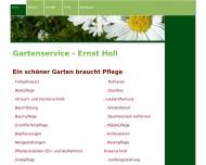 Bild Gartenservice Holl