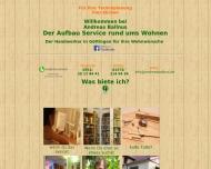 Bild Der Aufbau Service rund ums Wohnen