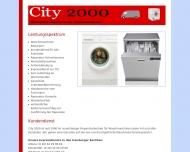 Bild City 2000 Fernseher & Waschmaschinenservice Hamburg e.K.