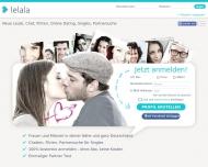Website Lelala UG