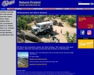 Bild Webseite Wave Reisen Wuppertal