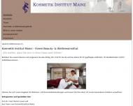 Bild Kosmetik Institut Mainz