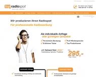 Bild Webseite topradiospot Köln