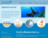 Bild BARAKUDA International Aquanautic Club Tauchlehrerausbildung u. Tauchreisen