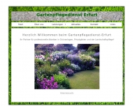 Bild Gartenpflegedienst Erfurt