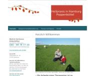 Bild Webseite Heilpraktiker Dietrich Hartmann Hamburg